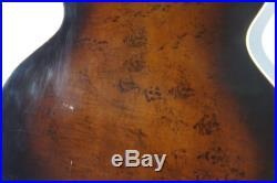 Vintage Vega Custom Electric F Hole Hollow Body Guitar