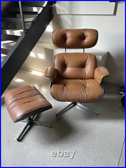 Vintage eames style lounge chair SELIG