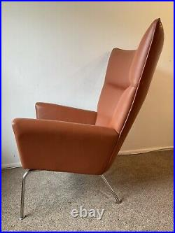 Wing Lounge Chair Danish Design Timeless Icon Mid Century Vintage Retro Delivery